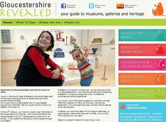 Gloucestershire Revealed