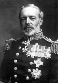 Rear Admiral Sir Christopher 'Kit' Cradock