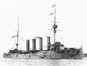 HMS Good Hope, lost at Coronel