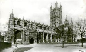 GPS 154-160 GLOUCESTER CATHEDRAL