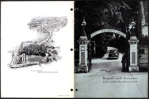 Dowty Group Archive: annual report 1949 (GA ref D8347)