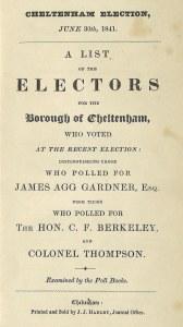 D2025 poll book