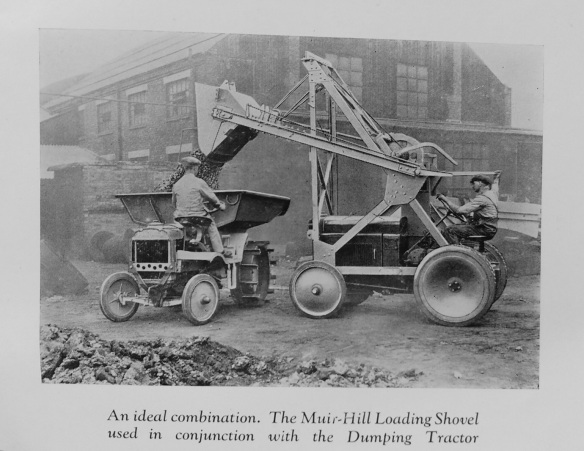 Muir Hill machinery 1