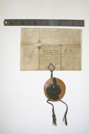 City Charter of Henry III, dated 1256 (GBR/I/1/6)