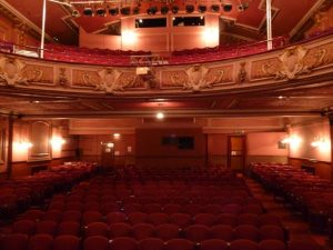 Picturedrome Theatre auditorium 2011 image