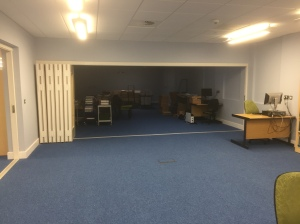 New flexible project work space 2