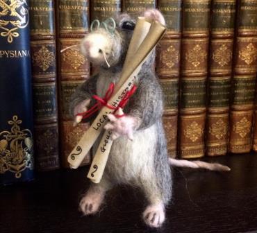 Raikes the Rat